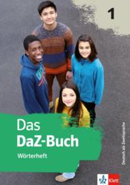 Das DaZ-Buch 1 Wörterheft