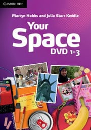 Your Space Levels1-3 DVD