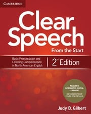 Clear Speech from the Start Second edition Student's Book with Integrated Digital Learning