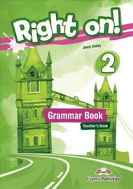 Right On! 2 Grammar Teacher's Book With Digibook App (international)