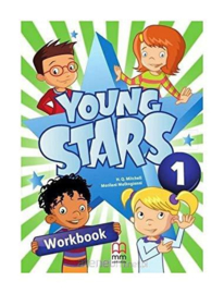 Young Stars 1 Workbook (Incl. CD)