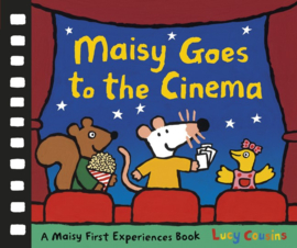 Maisy Goes To The Cinema (Lucy Cousins)