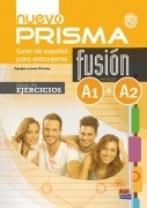 nuevo Prisma Fusión A1+A2 - Libro de ejercicios