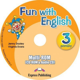 Fun With English 3 Primary Multi Cd-rom (international)