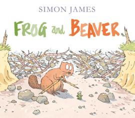 Frog And Beaver (Simon James)