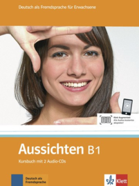 Aussichten B1 Studentenboek met 2 Audio-CDs