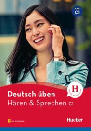 Hören & Sprechen C1 Boek met MP3-CD