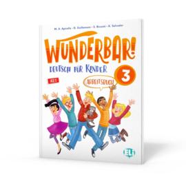 Wunderbar! 3 – Workbook + Audio Cd