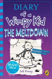 Diary of a Wimpy Kid: The Meltdown (book 13) HB