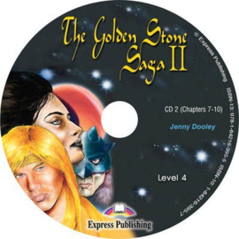 The Golden Stone Saga Ii Audio Cd 2