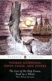 The Loss Of The Ship Essex Sunk By A Whale (Thomas nickerson  Owen Chase)