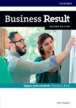 Business Result Upper-intermediate Teacher's Book And Dvd