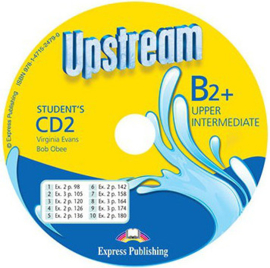 Upstream B2+ Student's Cd 2 (3rd Edition)