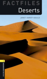 Oxford Bookworms 3e Factfile Starter Deserts Mp3 Pack