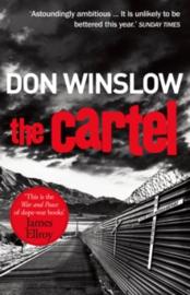 The Cartel : A white-knuckle drug war thriller