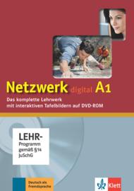 Netzwerk A1 Digitales Unterrichtspaket, DVD-ROM