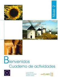 Bienvenidos 2 Cuaderno de actividades (B1)