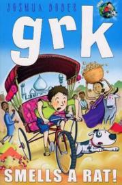 Grk Smells a Rat (Josh Lacey) Paperback / softback