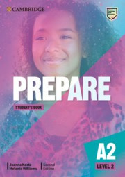 Prepare Second edition Level2 Student's Book