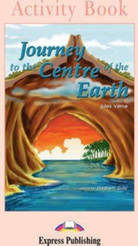 Journey To The Centre Of The Earth Activity Book