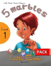 5 Marbles Students Book With Cd Rom