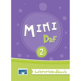 Mini DaF 2 Lehrerhandbuch