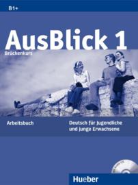 AusBlick 1 Brückenkurs Werkboek met Audio-CD