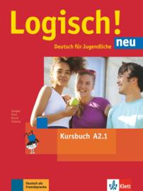 Logisch! neu A2.1 Studentenboek met Audio