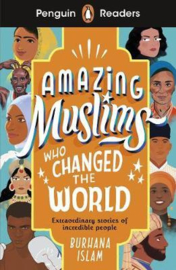 Penguin Readers Level 3: Amazing Muslims Who Changed the World (ELT Graded Reader) (Paperback)