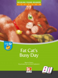 Fat Cat's Busy Day Big Book