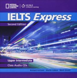 IELTS Express Upper Intermediate Class Audio Cds