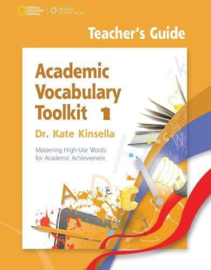 Academic Vocabulary Toolkit 1 With Teacher's Guide /dvd