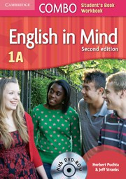 English in Mind Second edition Level1A Combo with DVD-ROM