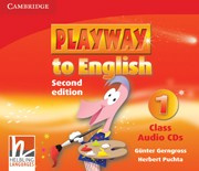 Playway to English Second edition Level1 Class Audio CDs (3)