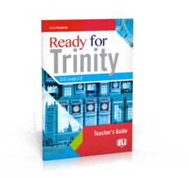 Ready For Trinity 1-2 Level - Teacher's Notes With Answer Key And Audio Transcripts