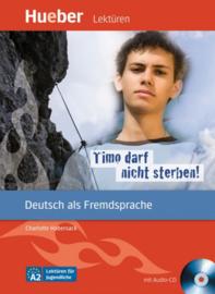 Timo darf nicht sterben! Leseheft met Audio-CD