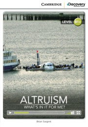 Altruism: What's in it for Me?