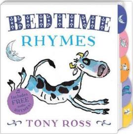 Bedtime Rhymes (My Favourite Nursery Rhymes Board Book) (Tony Ross) Board book