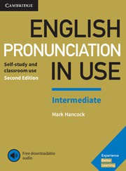 English Pronunciation in Use Intermediate Second edition Book with answers and downloadable Audio