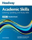 Headway Academic Skills 2 Listening, Speaking, And Study Skills Student's Book With Oxford Online Skills