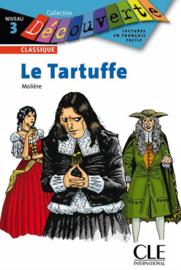 Le Tartuffe - Niveau 3 - Lecture Découverte - Livre