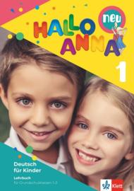 Hallo Anna 1 neu Lehrbuch met Audio-CD