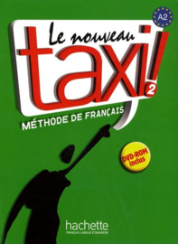 Le Nouveau Taxi ! 2 A2 - Méthode de français