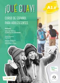 ¡Qué guay! A1.2 - Libro del alumno y actividades