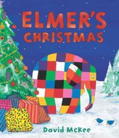 Elmer's Christmas (David McKee) Hardback