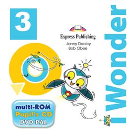 iWonder 3 - multi-ROM (Pupil's Audio CD / DVD Video PAL)