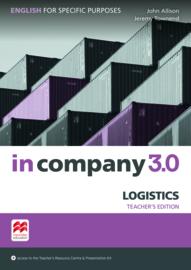 In Company 3.0 ESP Logistics Teacher's Pack