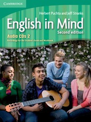 English in Mind Second edition Level2 Audio CDs (3)