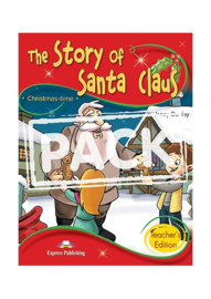 The Story Of Santa Claus Teacher's Edition With Cross-platform Application