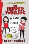 De Tepper-tweeling maakt ruzie (en niet zo'n beetje ook) (Geoff Rodkey)